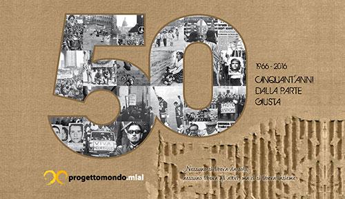 50 anni progettomondo