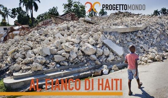emergenza haiti progettomondo
