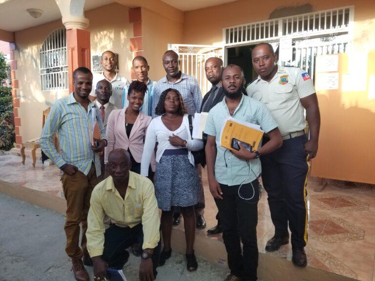 equipe haiti a bon droit