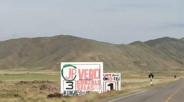 cartello elettorale Perù